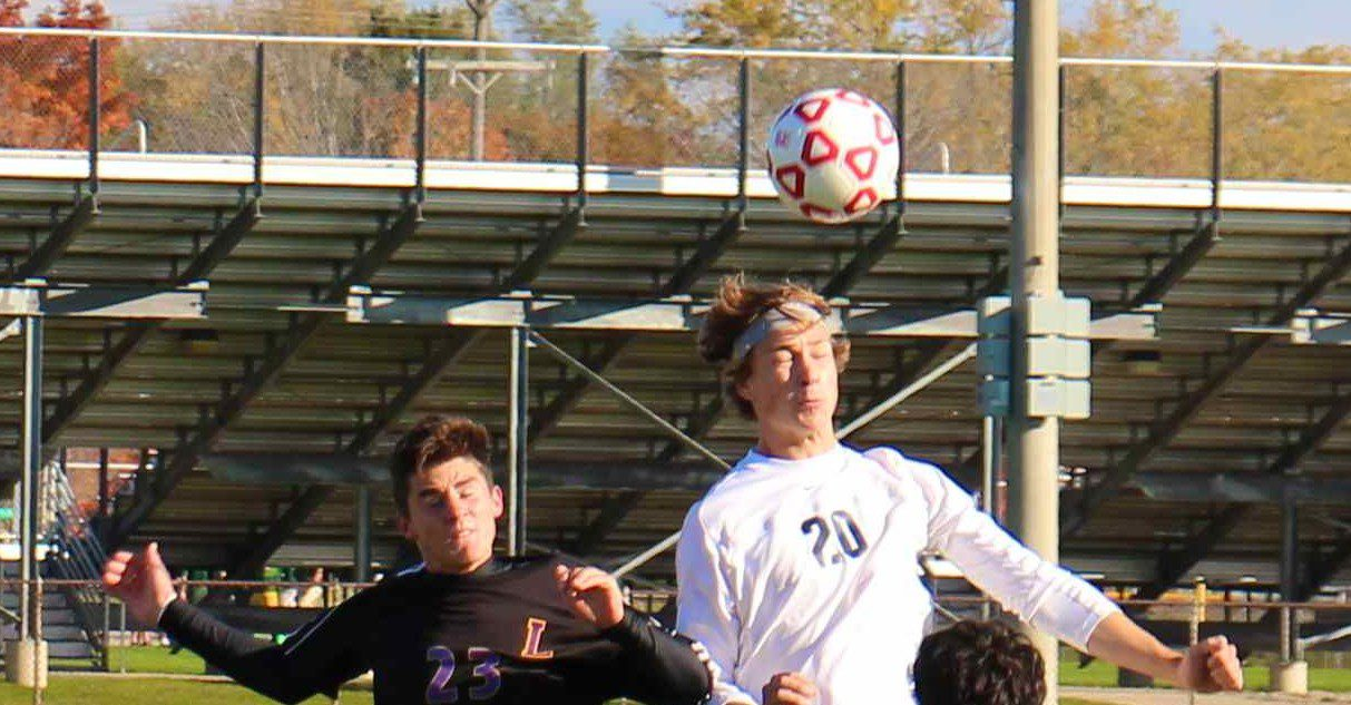 North Muskegon soccer team eliminated from regionals by a speedy Leland squad, 3-1