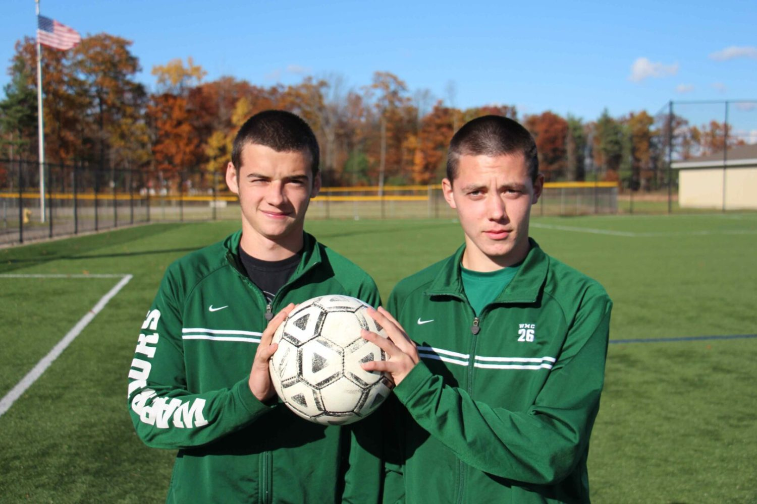 WMC soccer seniors Cook, VanderPloeg eager for Wednesday's state semifinals and another shot at a title