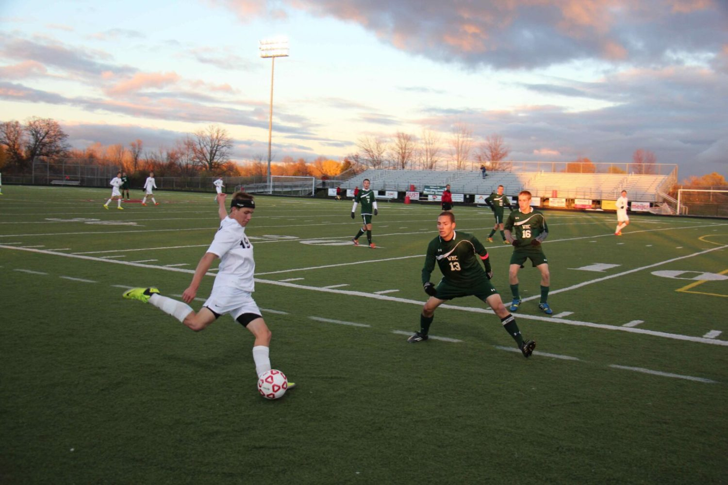 Western Michigan Christian soccer team falls to Covenant Christian 3-1 in state semifinals