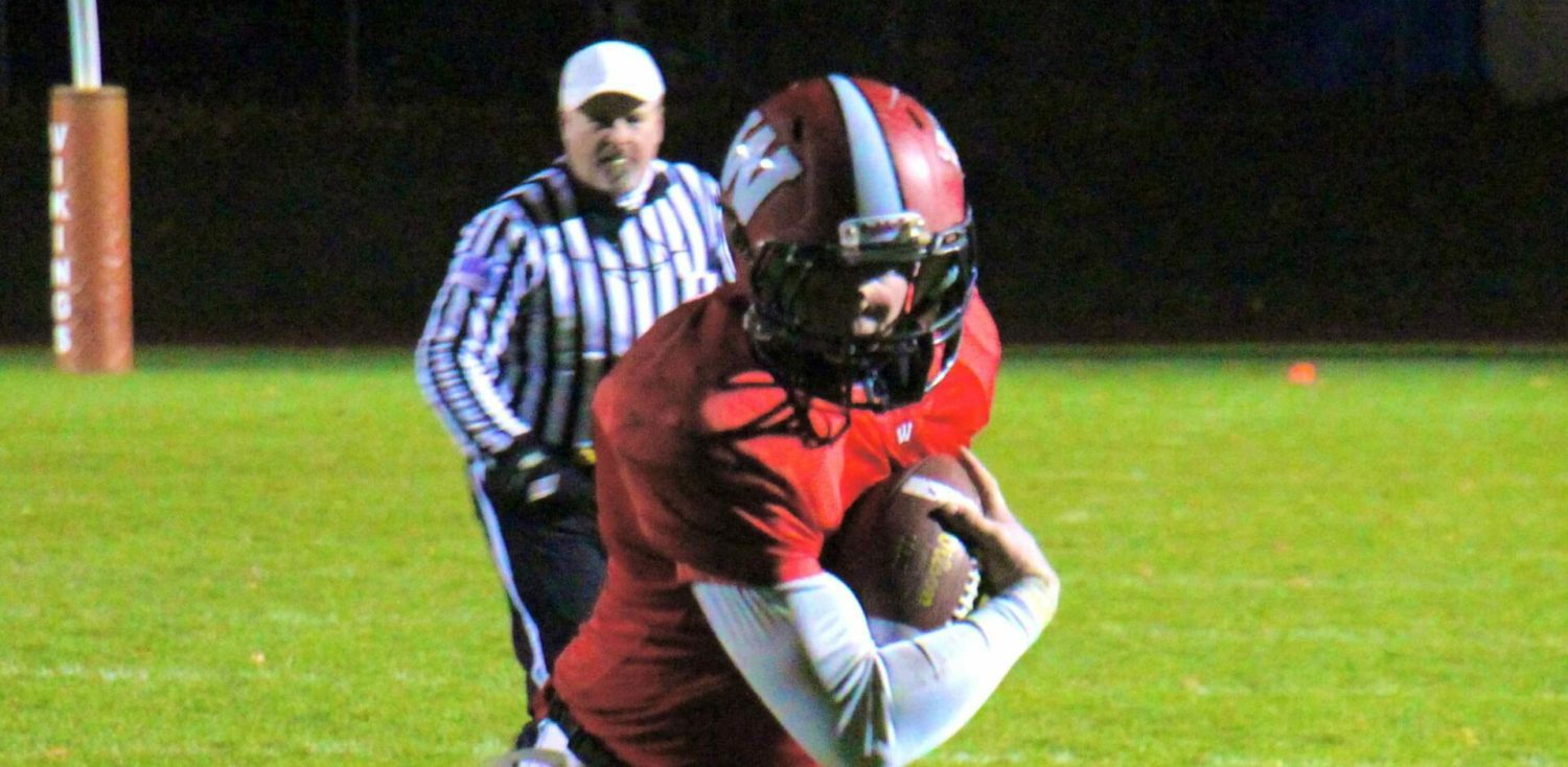Whitehall, behind a stingy defense, beats Spring Lake 21-0 in Division 4 football action