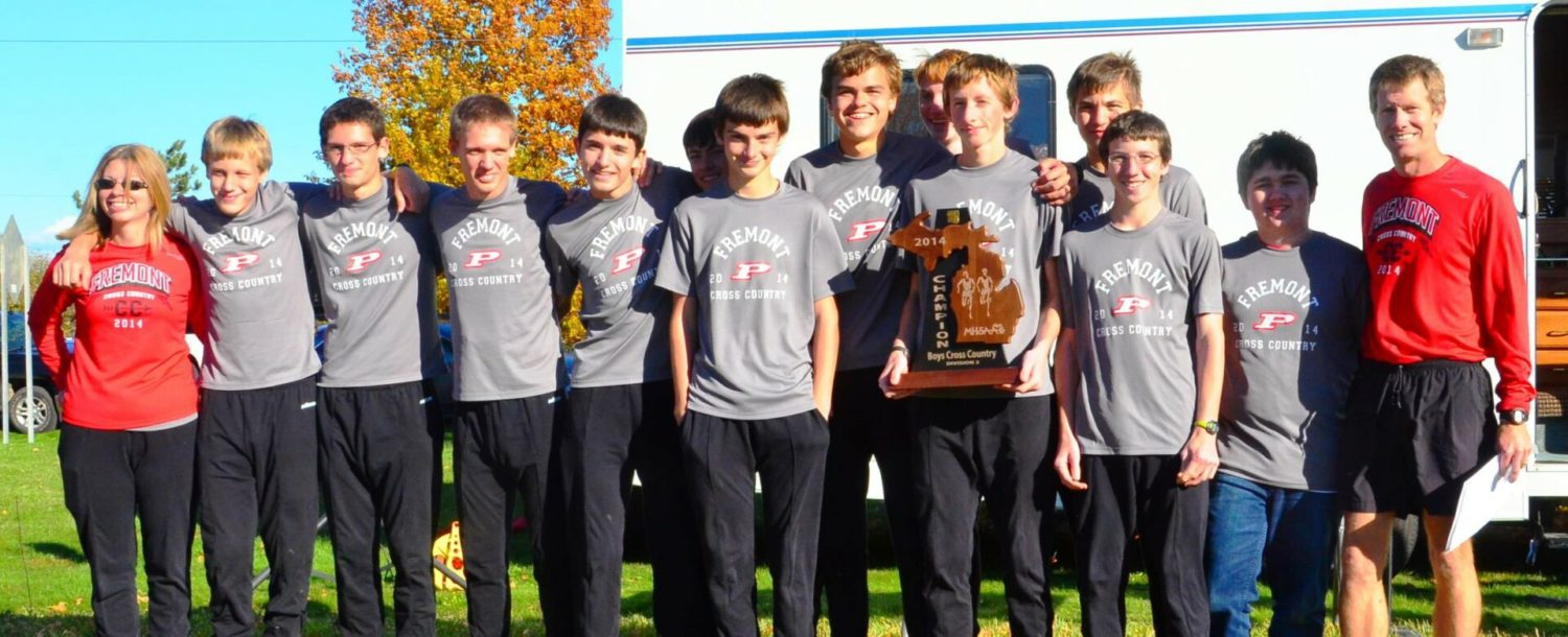 Four super sophomores leading Fremont into Saturday's Division 2 cross country state finals