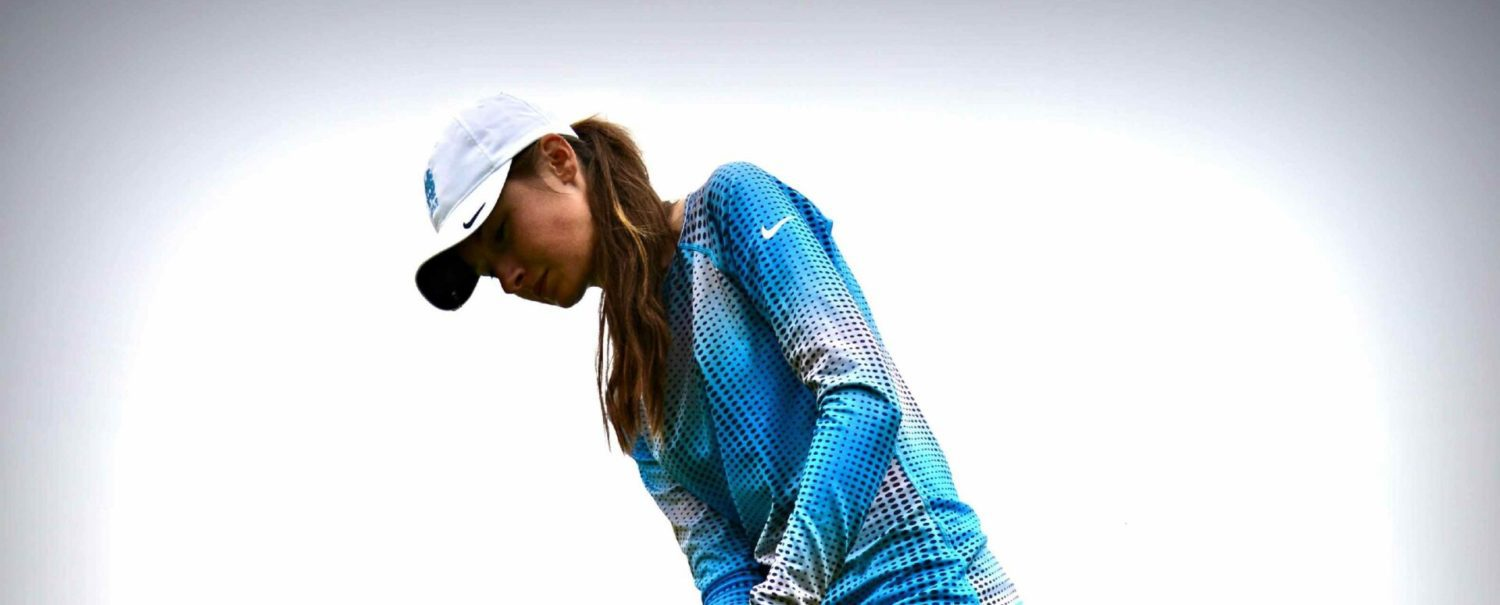 A calm Rylee George will lead Mona Shores into this weekend's Division 1 state golf finals