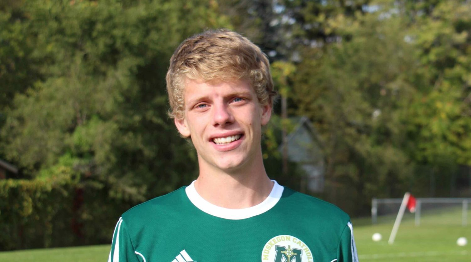 MCC  soccer standout Erik VanFossen says he and his young teammates ready for districts