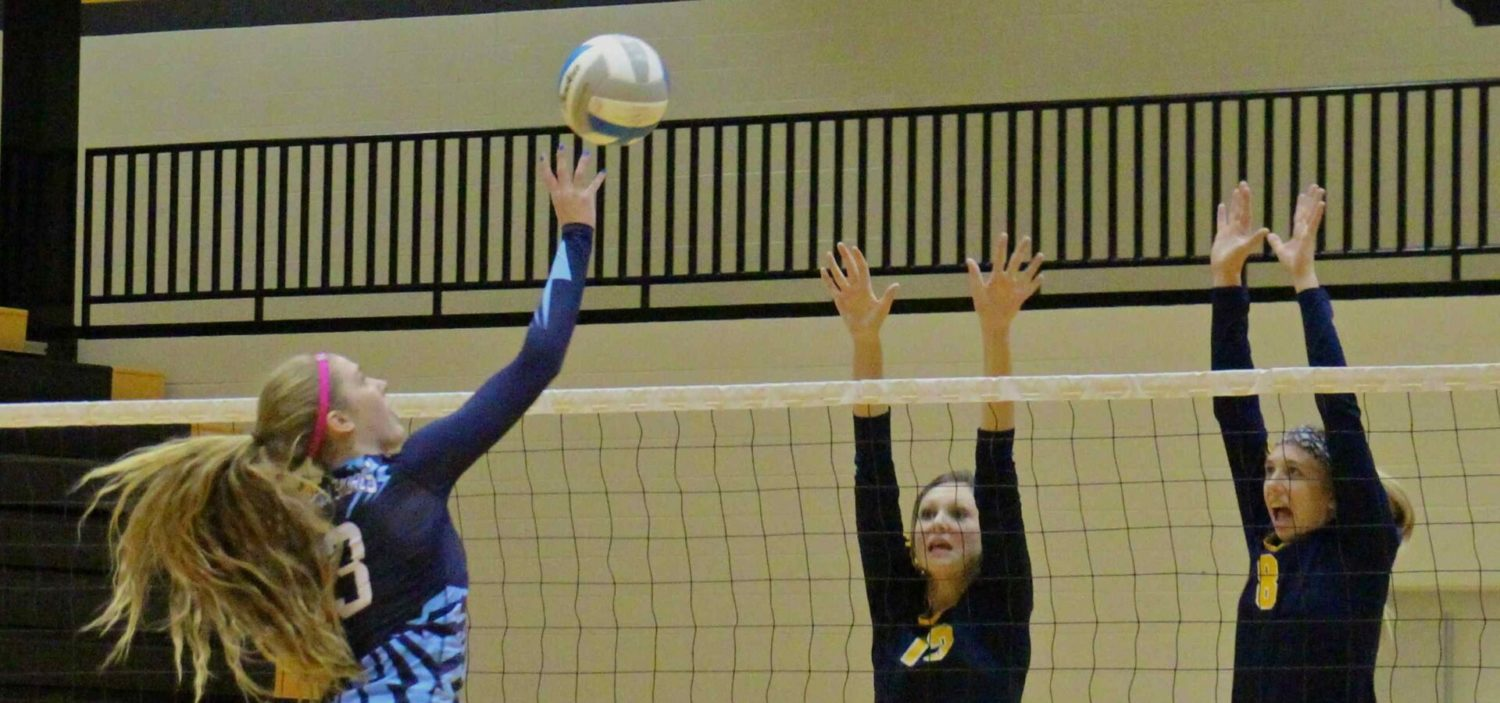 Grand Haven beats Mona Shores for its eighth straight district volleyball title, sets its sights on bigger goals
