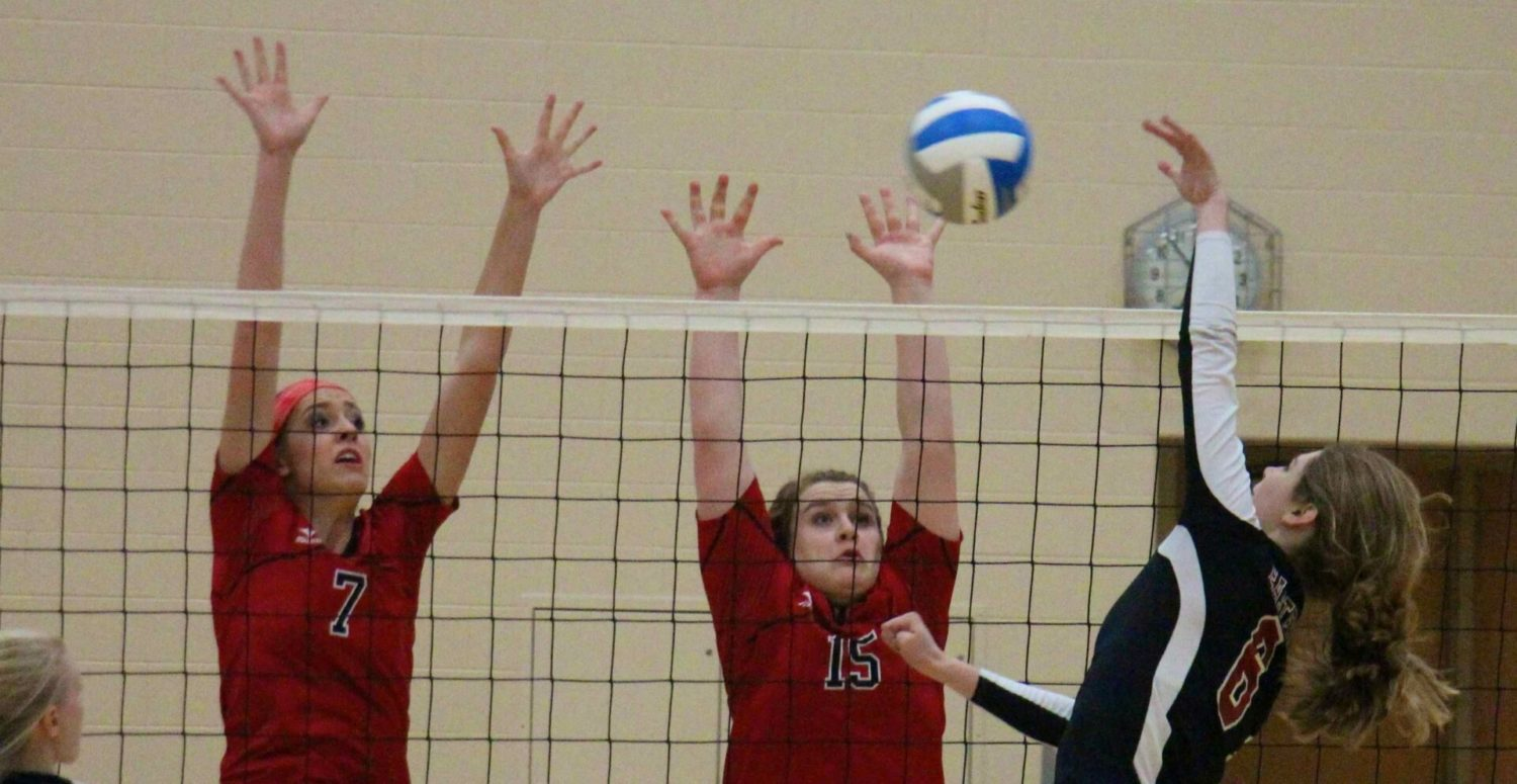 Whitehall volleyball team puts up a fight before falling to Forest Hills Eastern in Class B regional finals