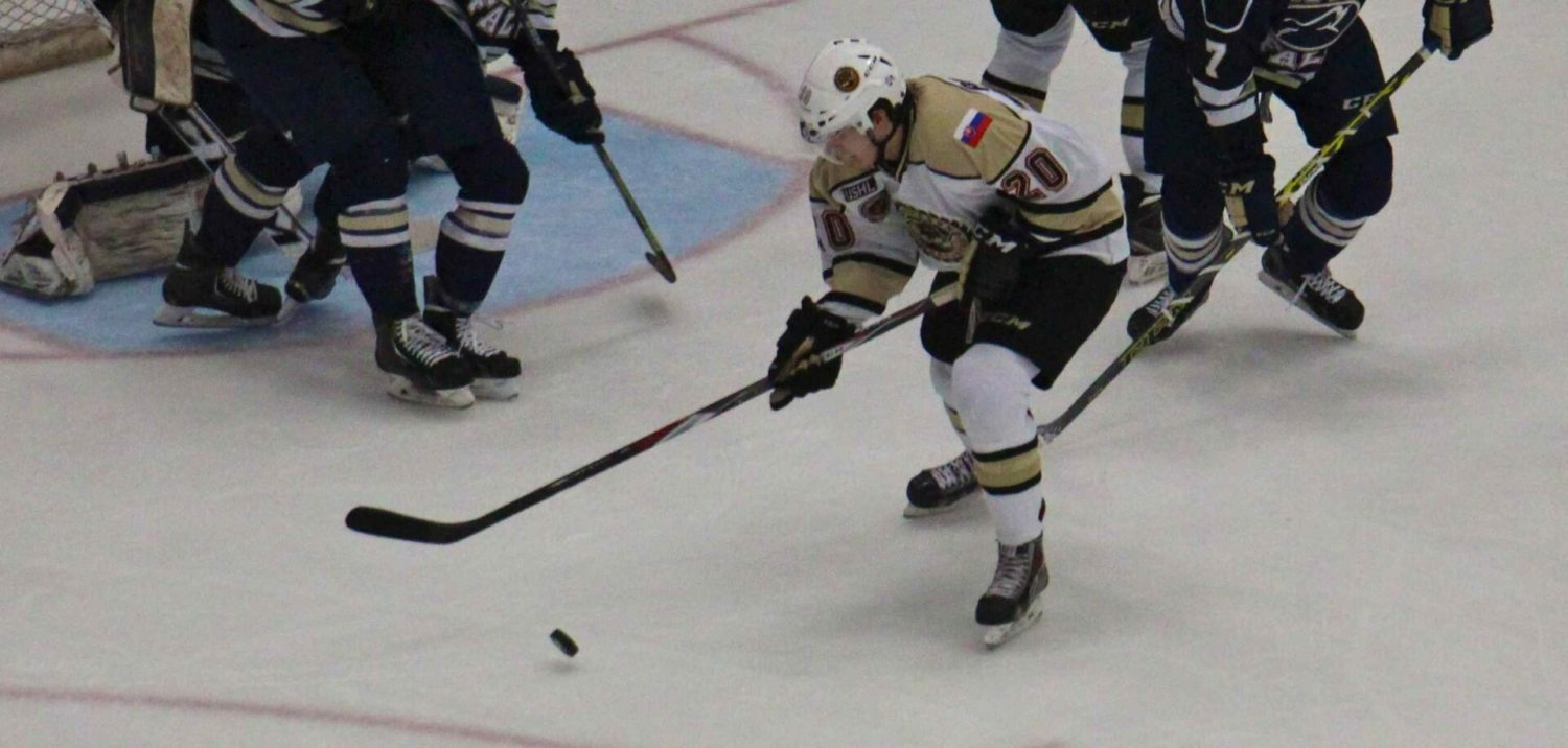Lumberjacks' four-game winning streak comes to an end with a 7-3 loss to Sioux Falls