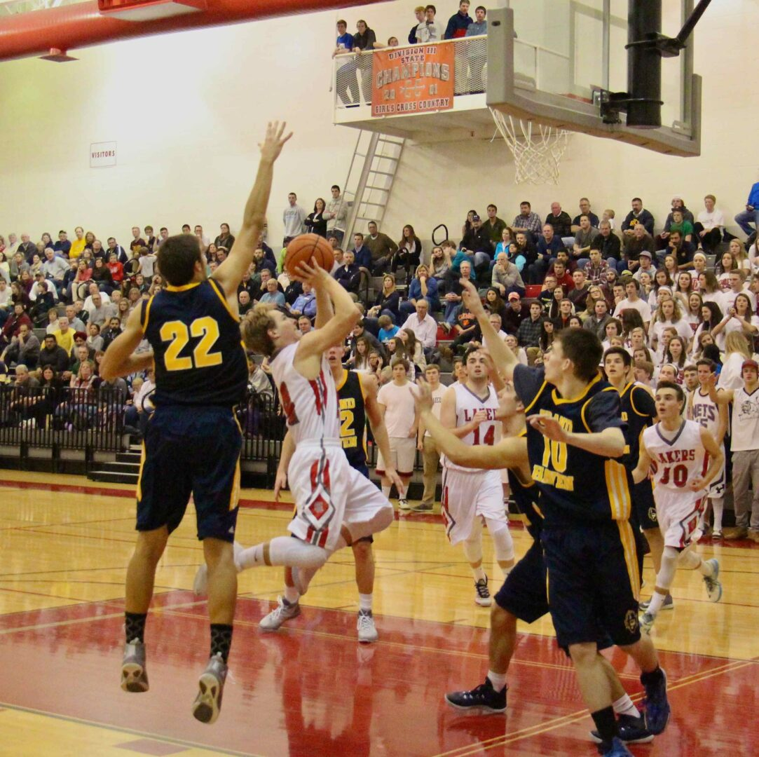 [VIDEO] Highlights from Spring Lake's boys basketball win over Grand Haven