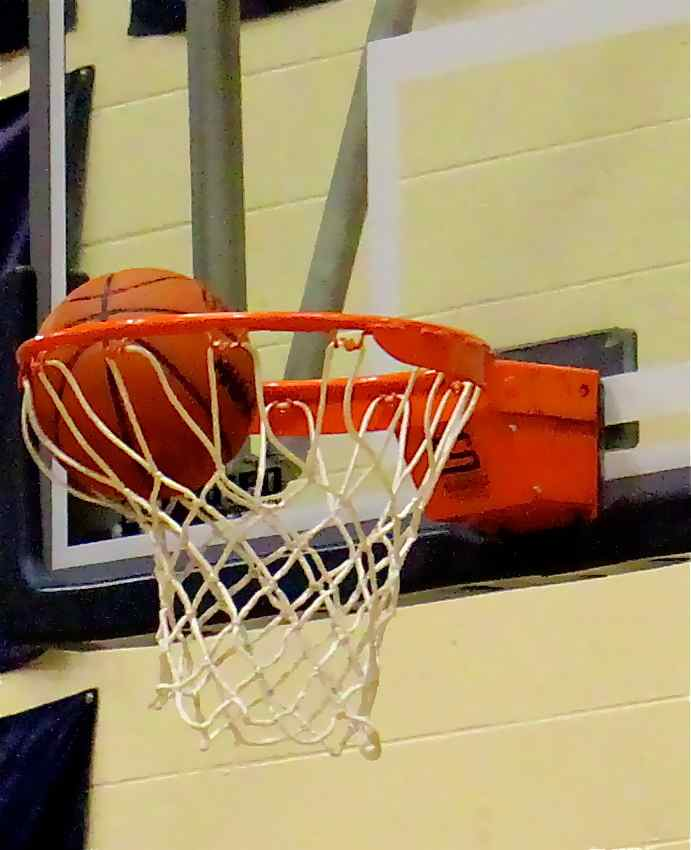 Pairings for this week's girls basketball district tournaments
