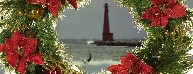 Mele Kalikimaka from the Local Sports Journal! Enjoy a surf video from Pere Marquette