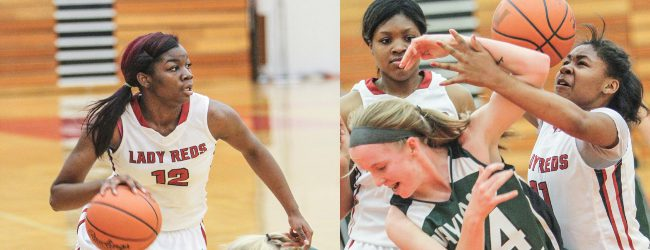 Big Reds girls pay for their slow start in a 67-41 loss to Wayland Union