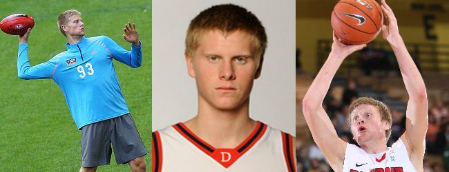 Evan Bruinsma's first stop in professional basketball lands him in the island nation of Malta