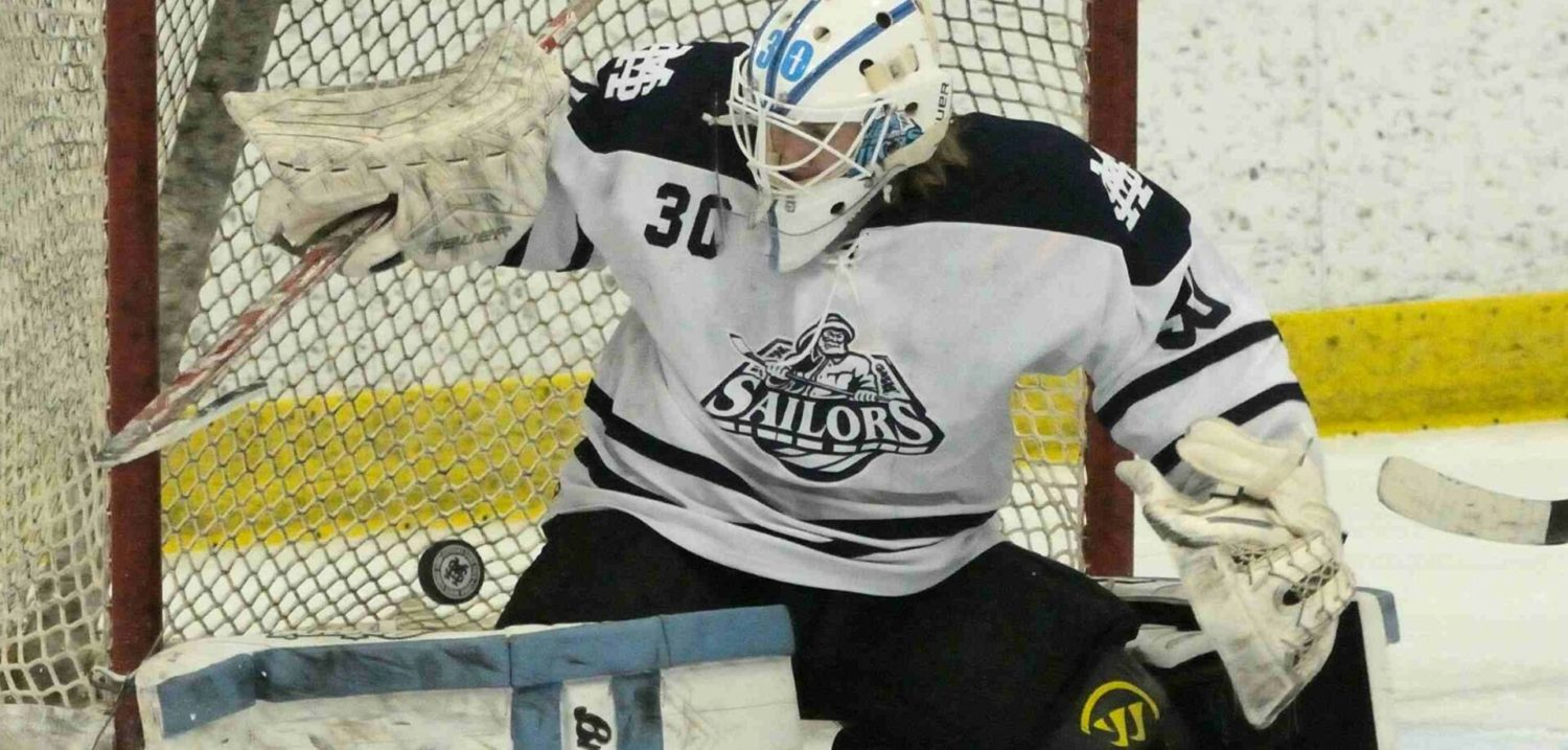 Mona Shores shuts out East Grand Rapids 4-0 in hockey, early goal and team effort carry the win