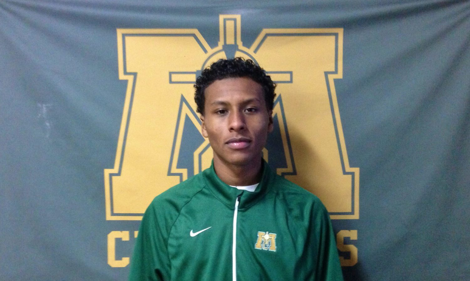 Christian Martinez, stepson of Muskegon coach Keith Guy, is an emerging offensive force for Muskegon Catholic