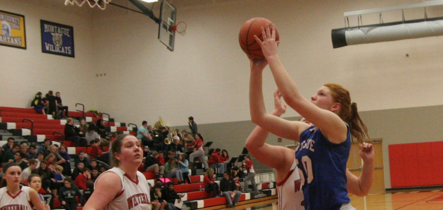 Montague reaches double digits in victories with win over Whitehall