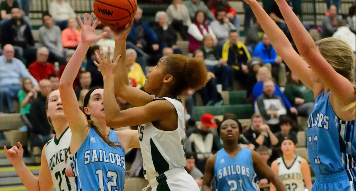 Reeths-Puffer girls claim another nail-biter over Mona Shores, take a one-game lead in the O-K Black