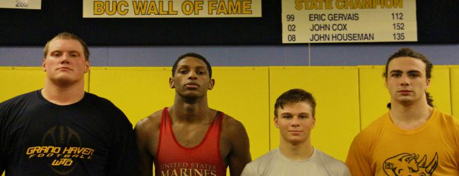 Grand Haven wrestling team set for Friday's Division 1 state quarterfinals, with a shot at a state title this weekend