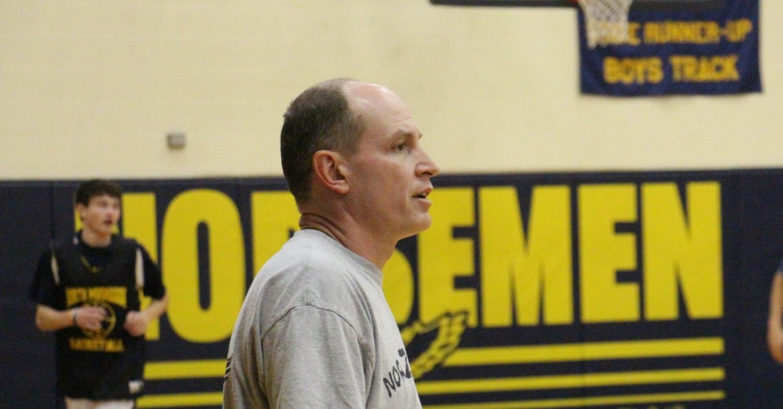 Following 15 years as a JV basketball coach, Chuck Rypstra has North Muskegon boys varsity team on a roll