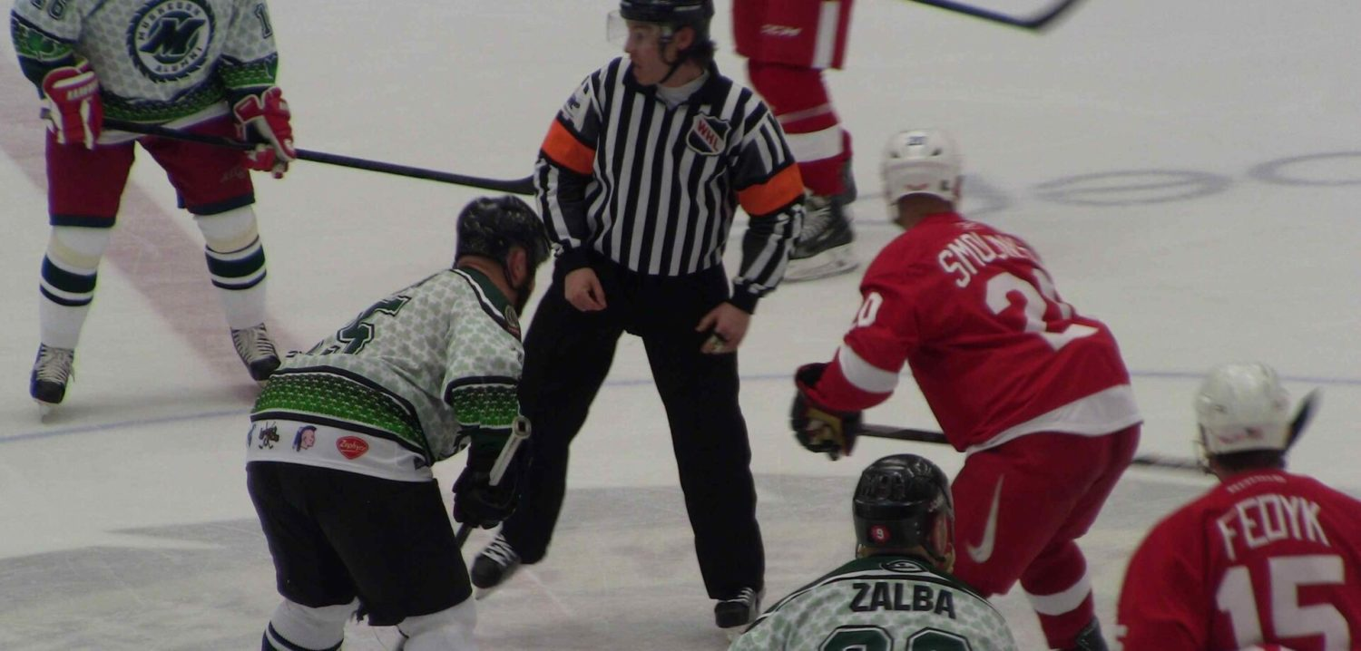 Red Wing alumni game player interviews with Todd Robinson, Jimmy Carson [VIDEO]