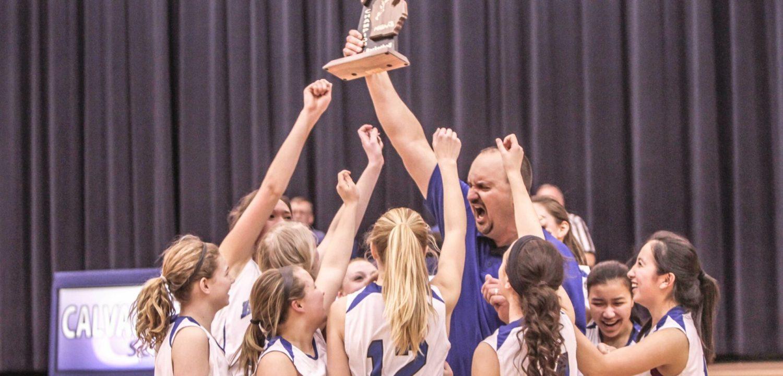 Fruitport Calvary Christian girls finally get a chance to play, beat Muskegon Catholic in Class D district finals