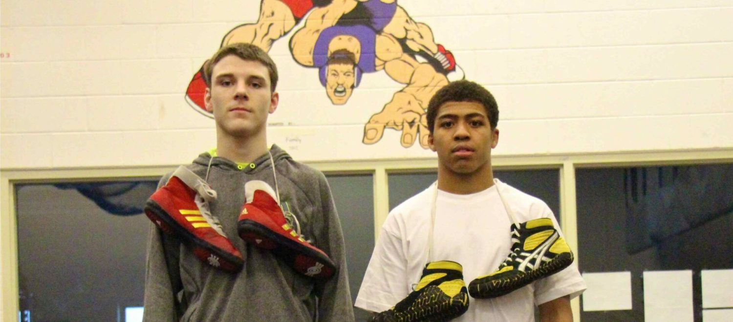 Whitehall wrestlers Reiley Brown, Jwan Britton are strong contenders for individual state titles this weekend