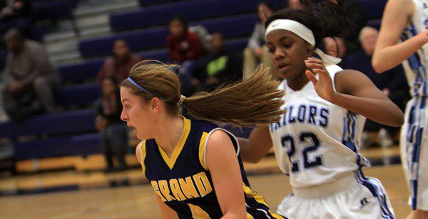 Mona Shores girls earn a berth in Friday's Class A district final with a 45-39 win over Grand Haven