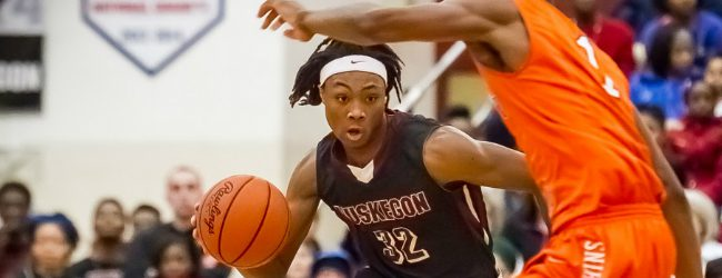 """Muskegon's Joeviair """"Hip Hop"""" Kennedy wants to taste state glory one more time before graduation [VIDEO]"""