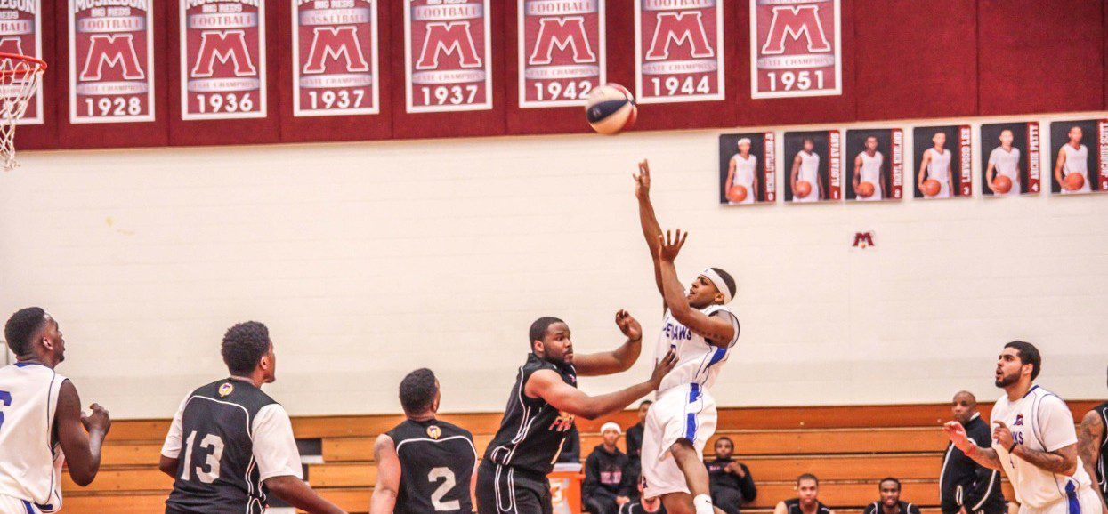West Michigan Lake Hawks bring home ABA North Central Division title with a win over Motor City