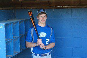 Montague All-State baseball player Jacob Buchberger/Photo Jason Goorman