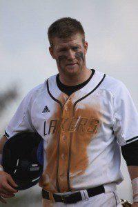 Oakridge grad and GVSU baseball star Jamie Potts