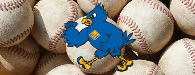 Jayhawks baseball squad drops two games against Kalamazoo Valley Community College