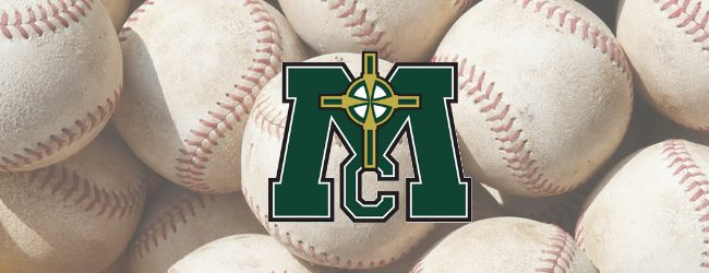 Muskegon Catholic clinches Lakes 8 baseball title with a huge rally