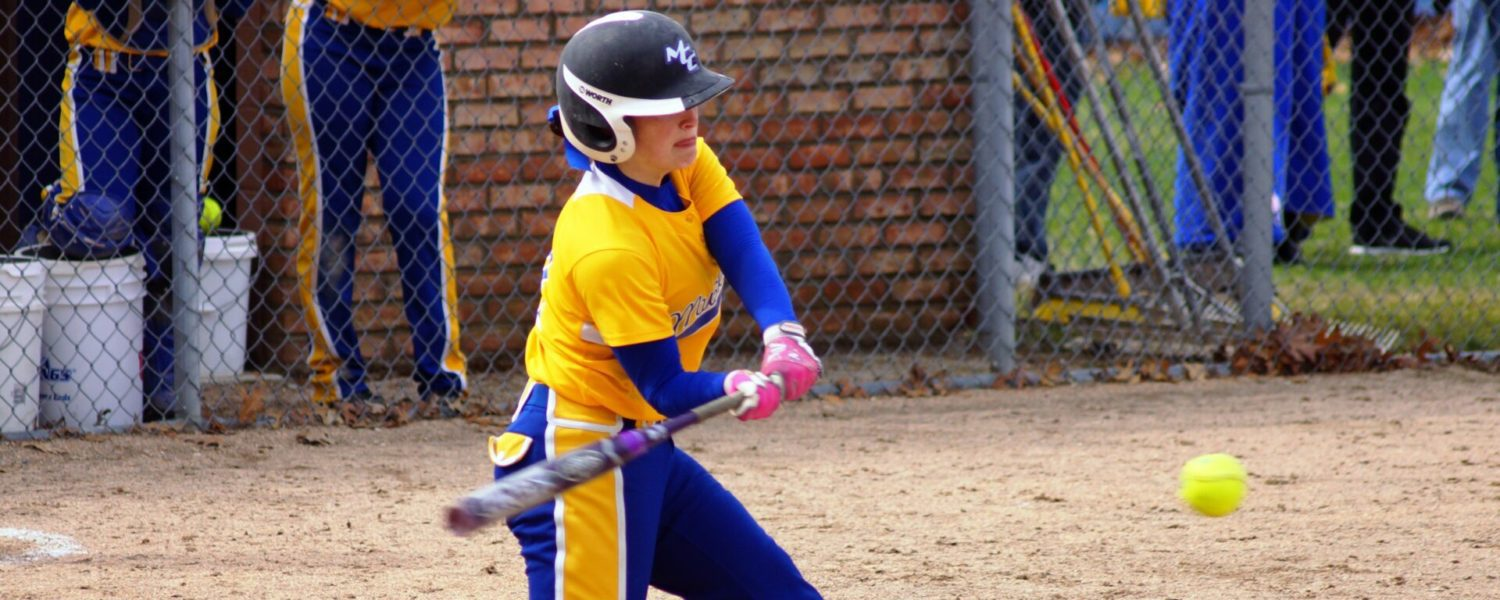 MCC hits five home runs in doubleheader sweep of Jackson Community College in softball