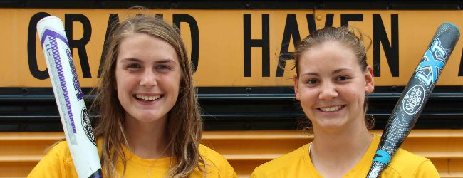 The new and very improved Grand Haven softball team is ready to test itself in Saturday's district tournament