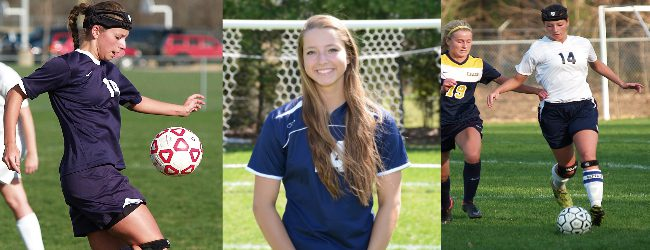 Fruitport's Marissa Hassevoort steps up in senior soccer season with goals and work ethic