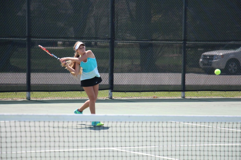 North Muskegon wins third straight girls city tennis title; Mona Shores' Gossett wins No. 1 singles