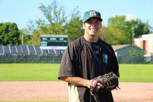 MCC ace pitcher Nick Holt. Photo/Jason Goorman