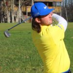 MCC golfer Joel Maire.