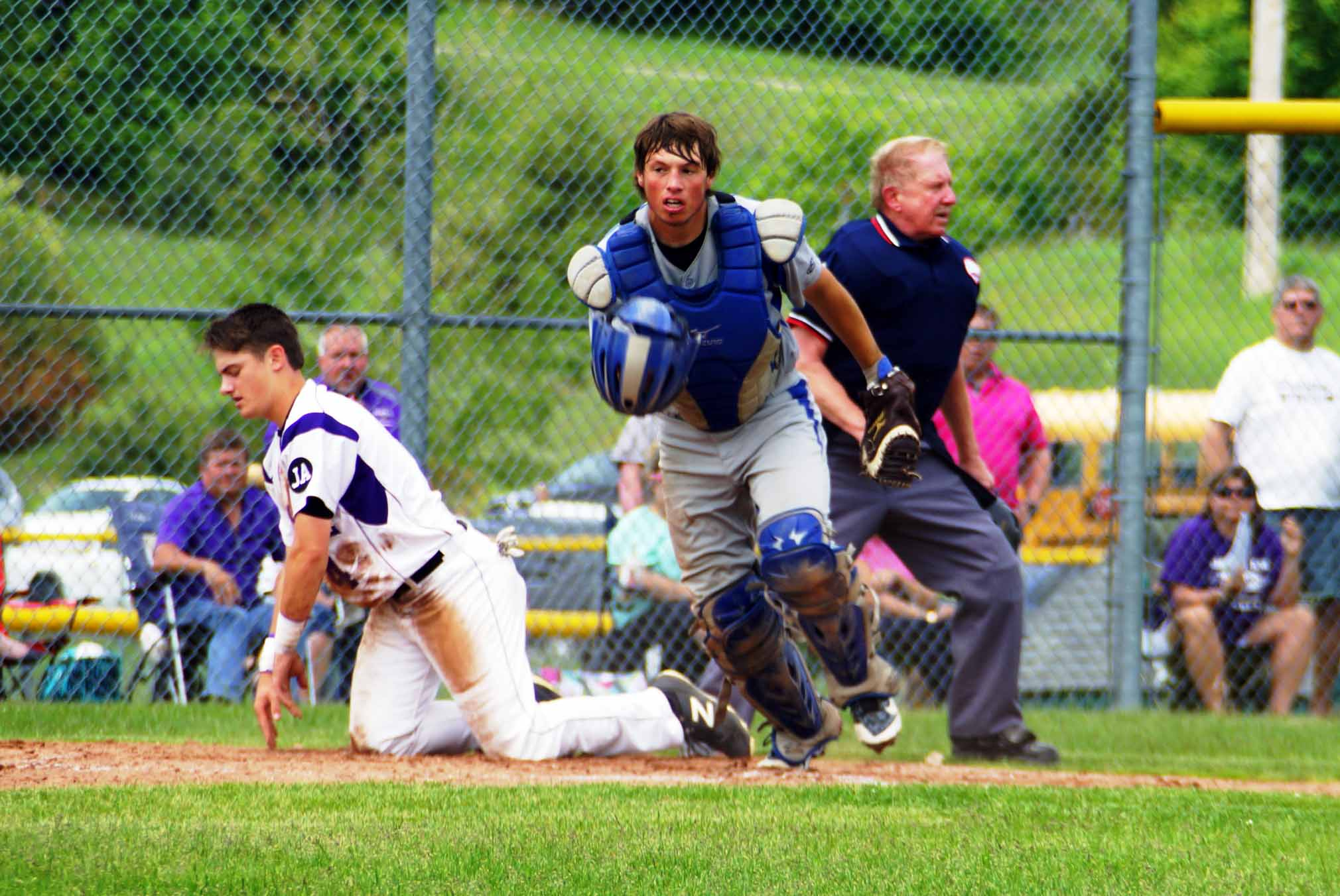 Oakridge baseball team loses an extra-inning heartbreaker, 6-5 to Gladstone, in state quarterfinals