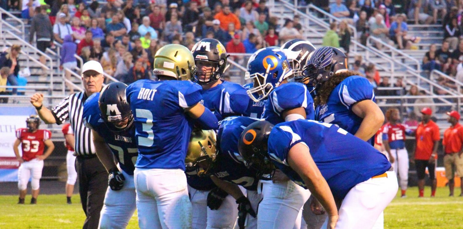 Tommy Scott and MCC-heavy offense leads Legends squad to victory in Muskegon All-Star Classic football game