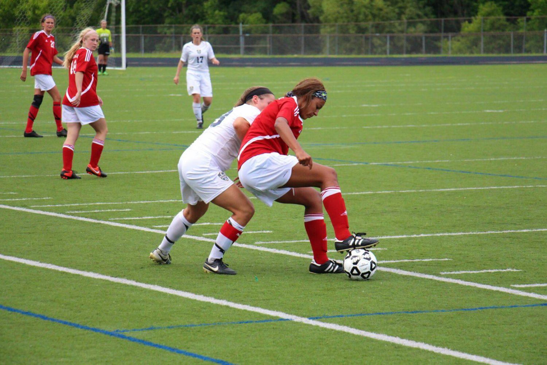 Spring Lake girls soccer team loses 1-0 to DeWitt in regional final overtime shootout heartbreaker