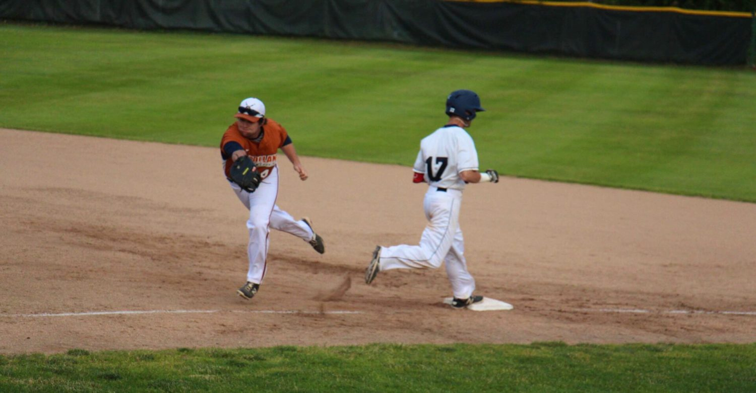 Clippers bounce back from ugly loss with a big 5-3 victory over the Holland Millers