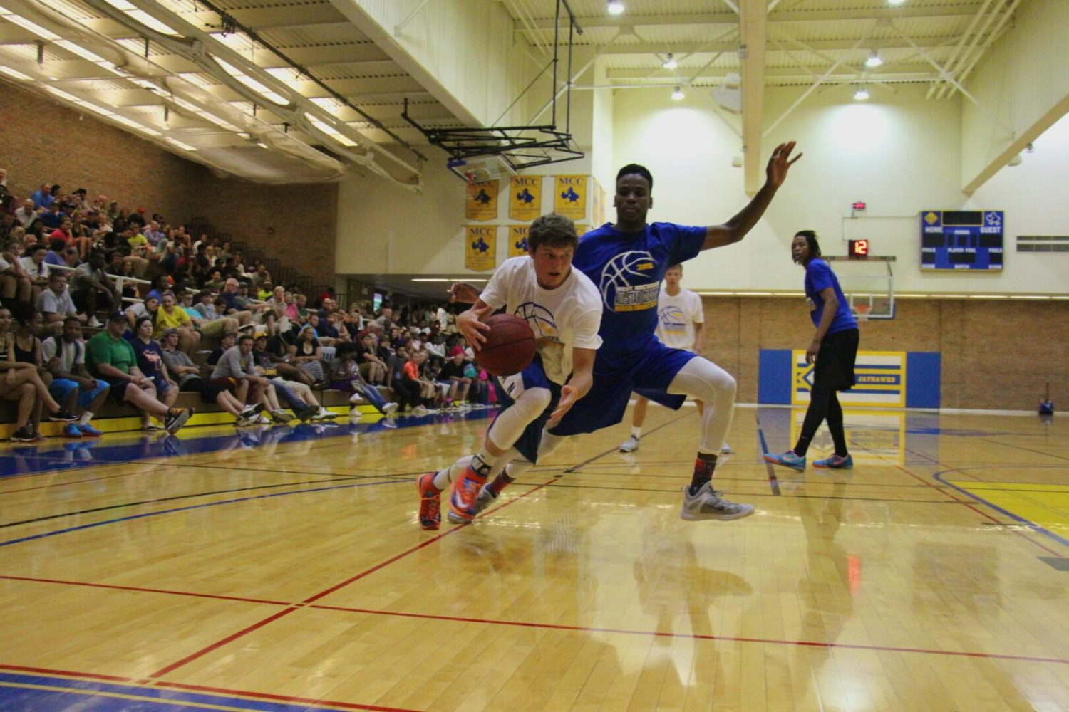 Top area seniors show off their skills at the 2015 West Michigan Basketball All-Star Classic