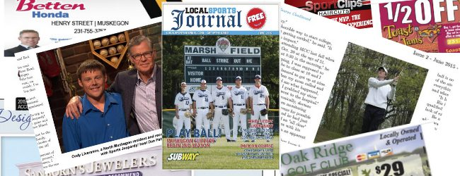 """The June edition of """"Local Sports Journal the Magazine"""" is now available"""