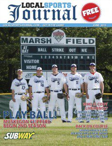 The Local Sports Journal's June magazine edition is now in participating subway locations and this week's Norton Examiner.