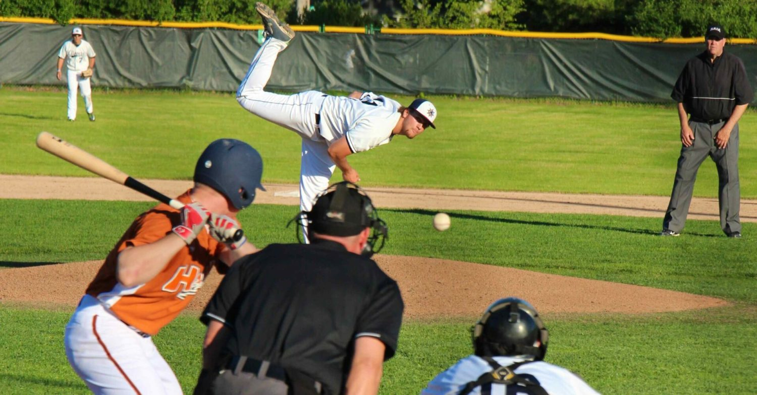 Lawson pitches a gem, Clippers' bats boom in a 10-1 victory over the Holland Millers