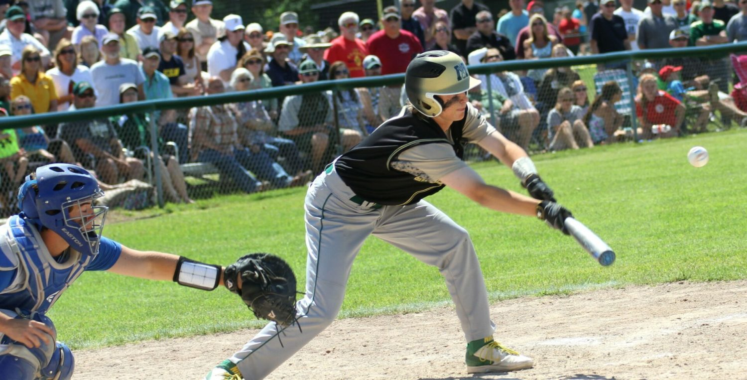 Muskegon Catholic gets sweet revenge against Beal City, advances to the Division 4 baseball quarterfinals