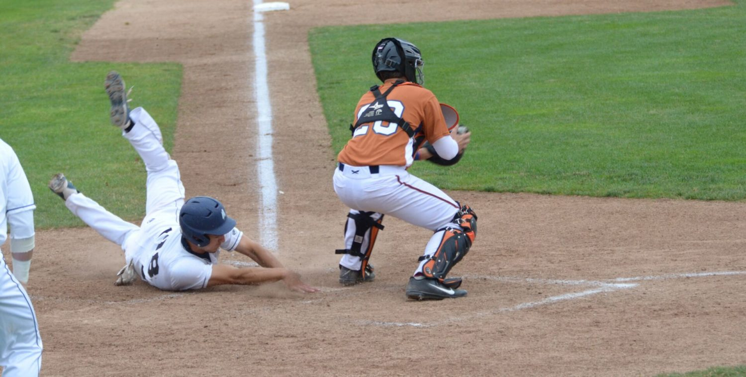 Mergener's game-winning hit gives Clippers an important 3-2 victory over Holland in 12 innings