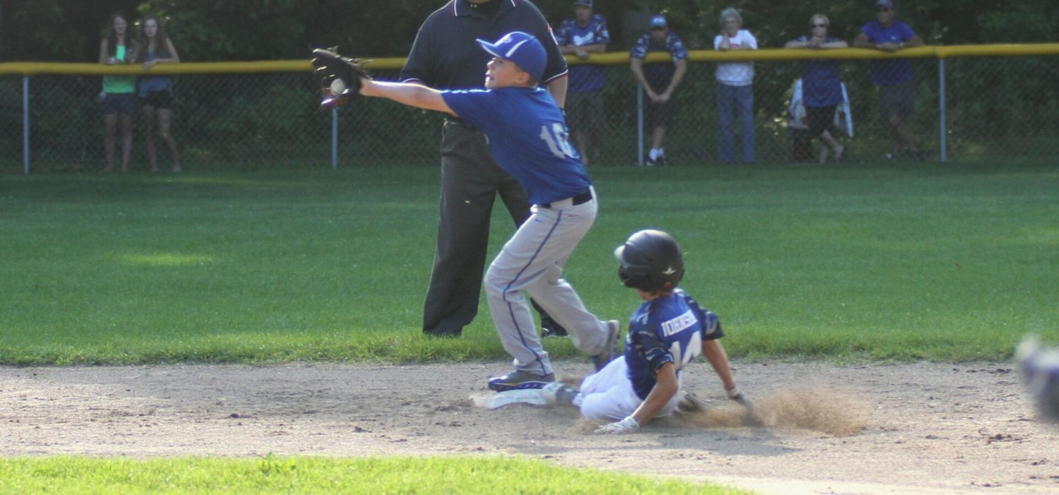 Local Little League baseball teams advance to state tournaments after winning District 12 championships