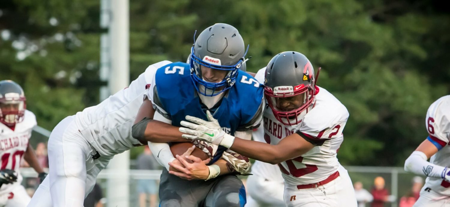 Area high school quarterbacks put on a show and put up big numbers in Week 1 games