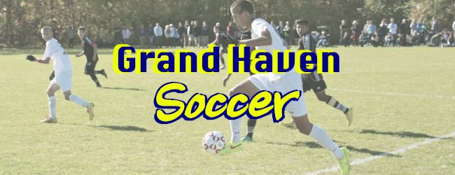 Grand Haven downs Hudsonville Unity Christian in soccer